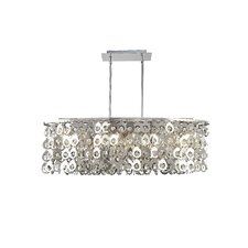 Lora 8 Light Chandelier