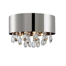 Allura 4 Light Flush Mount