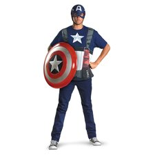 Captain America Movie Alternative Costume