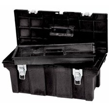 "Tool Boxes - 36"" durable tool box black"