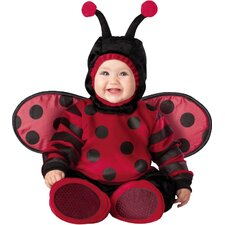 Itty Bitty Lady Bug Costume
