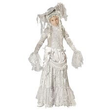 Ghostly Lady Grey Victorian Costume