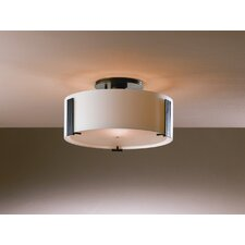 Impressions 1 Light Semi Flush Mount