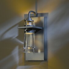 Erlenmeyer 1 Light Medium Outdoor Sconce