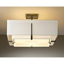Exos 4 Light Semi-Flush Mount