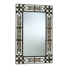 Kelbrook Mirror in Charcoal