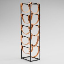 Brighton 5 Bottle Wine Rack