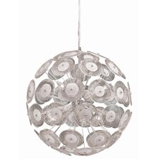 Dandelion 6 Light Globe Pendant