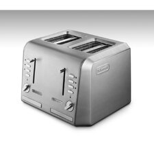 4-Slice Stainless Steel Conventional Toaster