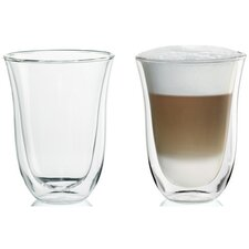 Latte Glasses (Set of 2)