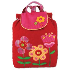 Signature Flower Backpack