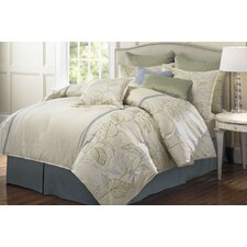 Sanibel 4 Piece Comforter Set