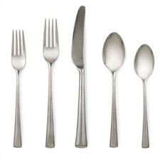 Bistro Cafe 5 Piece Flatware Set
