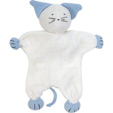 Eco Toys Cat Toy in White