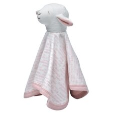 Hello Goodbye Print Sleep Sheep Toy