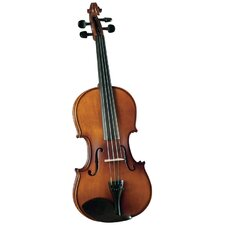 Cremona Student 1/2-Size Violin Outfit in Antiqued