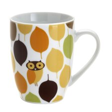 Little Hoot 11 oz. Mug (Set of 4)
