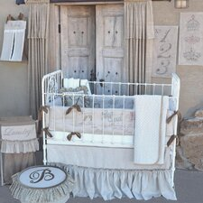 French Farmhouse Mille and Oliver Crib Bedding Collection