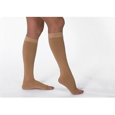 Ultraline 20-30 mmHg Below Knee Open Toe Short Stocking