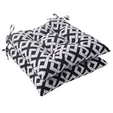 Boxin Tufted Seat Cushion (Set of 2)
