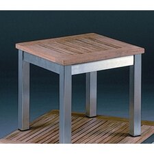 Equinox Square Low Side Table