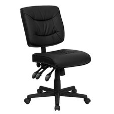 Mid-Back Multi-Functional Task Chair
