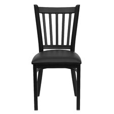 Hercules Series Vertical Back Side Chair