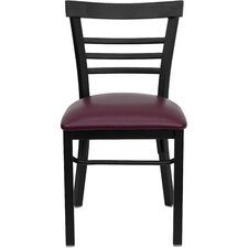 Hercules Series Ladder Back Side Chair