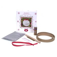 Snowprint Ornament Kit