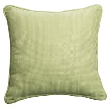 Outdoor/Indoor Vibrant Copeland Pesto Pillow