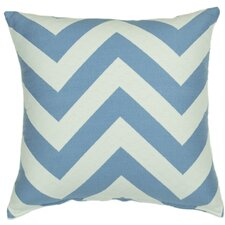 Outdoor Block Island Nautical Pillow