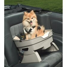 Adjustable Pet Car Seat Provides Comfort and Safety