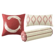 Harmony Decorative Pillow Set (Set of 3)