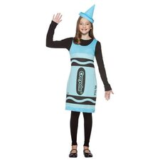 Crayola Dress Tween Costume