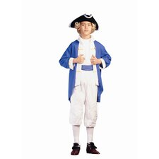 Colonial Captain Child Costume