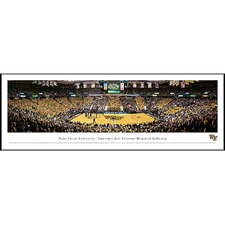 NCAA Basketball Standard Frame Panorama