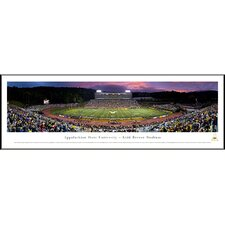 NCAA Appalachian State University - Twilight Standard Frame Panorama