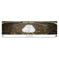 NHL End Zone Unframed Panorama