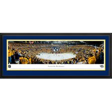 NHL Nashville Predators - Playoffs Deluxe Frame Panorama