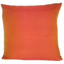 Knife Edge Silk Pillow