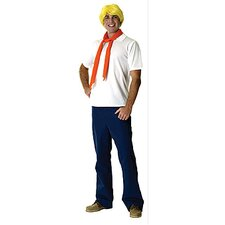 Scooby Doo Fred Standard Adult Costume