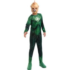 Green Lantern Tomar Re Child Costume