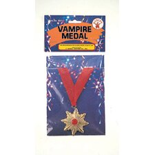 Vampire Medal Necklace