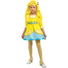 Strawberry Shortcake Lemon Merangue Child Costume