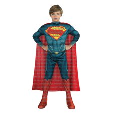 Superman Deluxe Light-Up Kids Costume