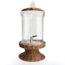 Willow 268 oz. Glass Beverage Dispenser