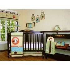 Boutique Garden Paradise 12 Piece Crib Bedding Set