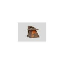 Bear Cascade 1 Light Wall Sconce