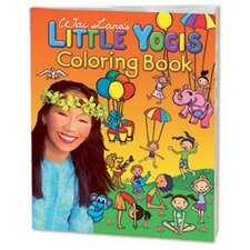 Little Yogis Coloring Book