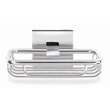 Brompton Chrome Soap Basket